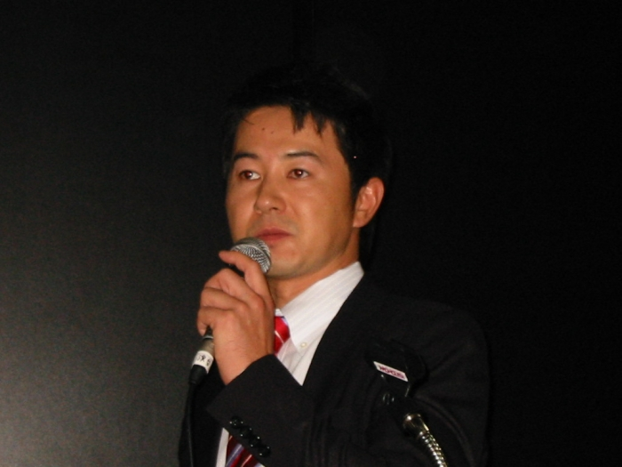 JPS 取締役 セールスプランニング部 渡辺 基弘氏