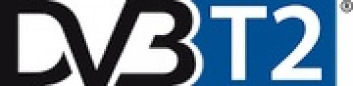 DVB-T2のロゴ